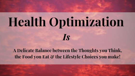Health Optimization Level 1 Membership for Mastering a Life of Optimal Health, Happiness & Vitality