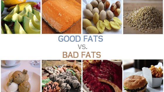 Good Fats vs Bad Fats for a Healthier Heart and Brain