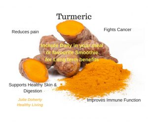Turmeric a must to include in your daily diet to support achieving Optimal Health, Reducing your Risk of Disease