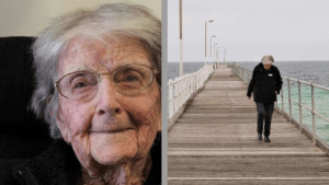 Dorothy Harris 107 years Old. A Honest & True Example of Ageless Ageing