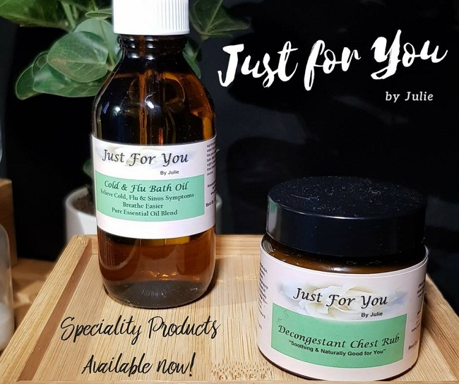 Just for You by Julie Specialized Treatment Products
