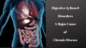 Digestive & Bowel Disorders Explained  & What You Can Do!