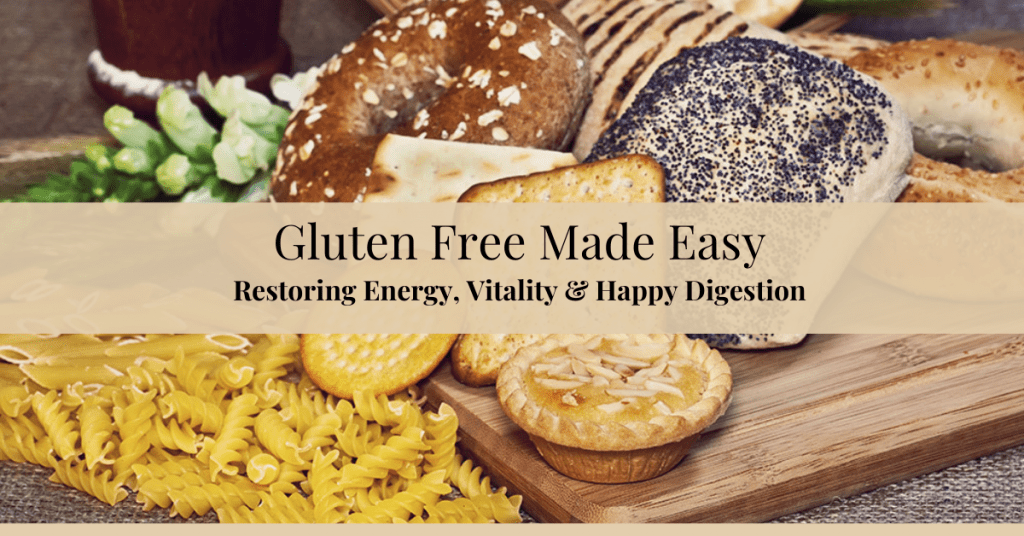 Eliminate Gluten Easily from your Diet & Feel the Difference