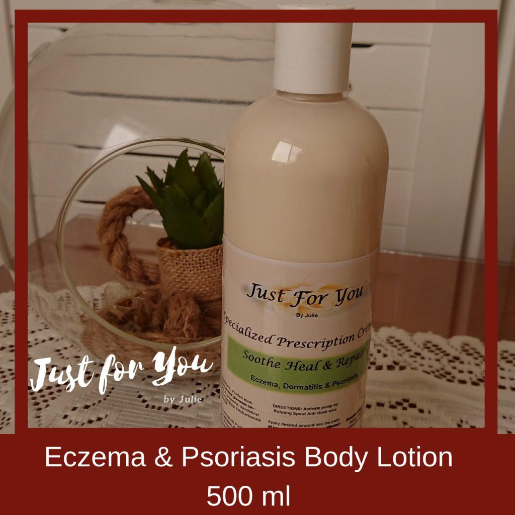 Eczema & Psoriasis Body Lotion