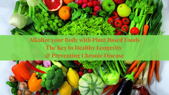 How to Alkalize your Body - 7 Easy Steps for Healthy Digestion & Preventing Disease