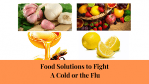 "Foods That Help Fight a Cold or Flu ""Naturally"" Garlic, Lemons, Ginger, Onions, Capsicum, Kiwi Fruit"
