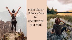 Easy Steps to Bring Focus Back into Your Life - Restoring Emotional Balance, Strength & Emotional Resilience