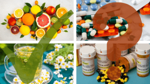 Vitamins Vs Painkillers - Natural Treatments & What you can do for Common Pain Problems