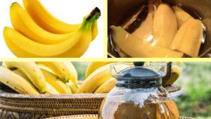Trouble Sleeping: Have you Tried Banana Tea? Sleep like a Baby & Enjoy Amazing Health Benefits!