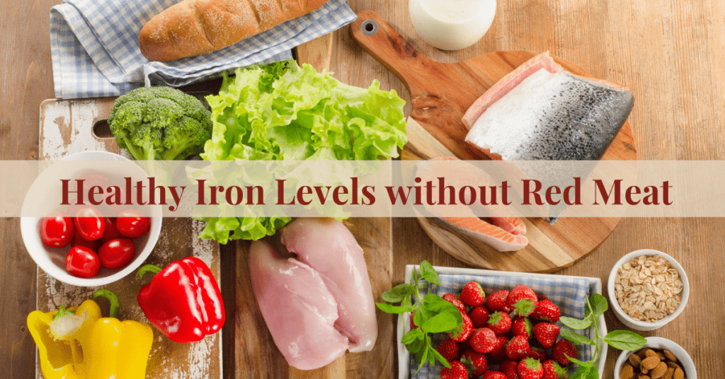 Healthy-Iron-Levels-without-eating-red-meat