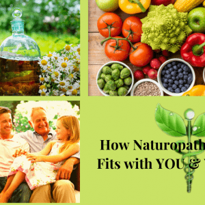 How Naturopathic Medicine Fits with you and your Family