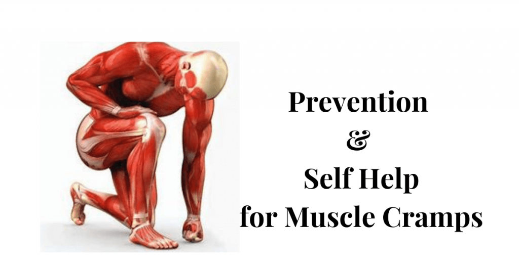 Prevention & Self Help for Muscle Cramps
