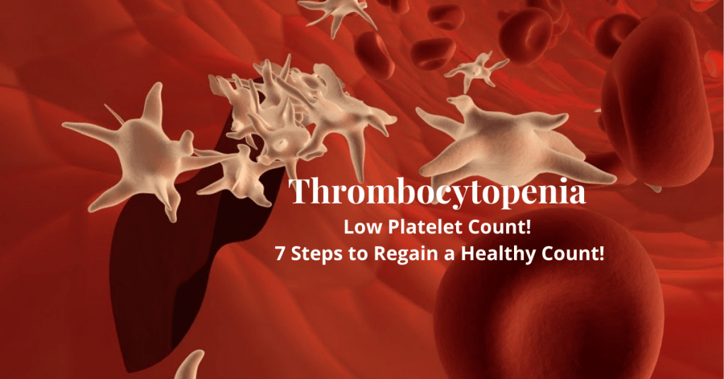 Thrombocytopenia Low Platelet Count