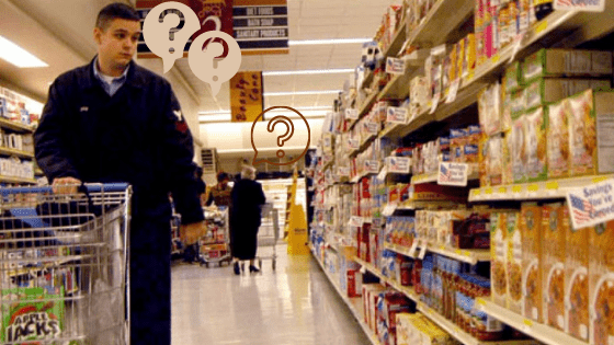 Taking a Walk Down the Supermarket Isle: The Food Label Con & Star Rating Exposed