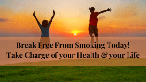"""Why Can't I Give Up Smoking?"" Take Back Control: Quit for Life"