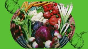 Asian Vegetable Hotpot: Fresh Healthy Food your Best Medicine