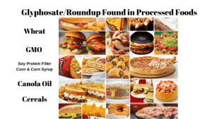 Are You Eating Roundup? Glyphosate (Roundup) Found in Processed Foods!