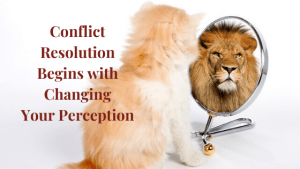 Conflict Resolution - A Major Key to Successful Relationships