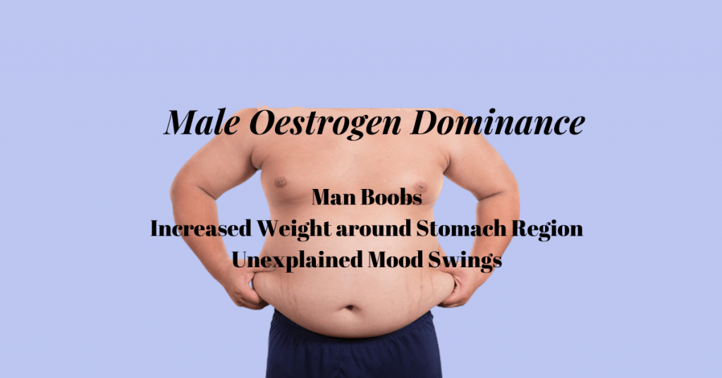 Male Oestrogen Dominance