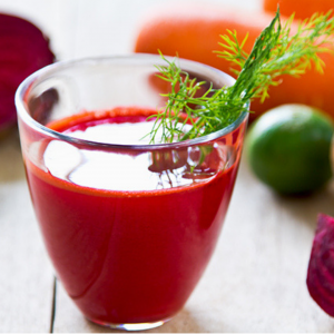 Anti Cancer Vegetable Juice