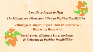 You-Have-Begun-to-Heal-The-Minute-you-Open-your-Mind-to Positive Possibilities