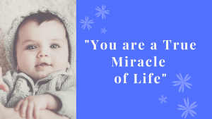 You are Special The True Miracle of Life
