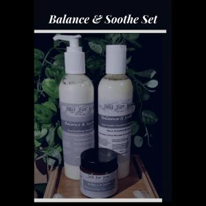 Balance & Soothe Set