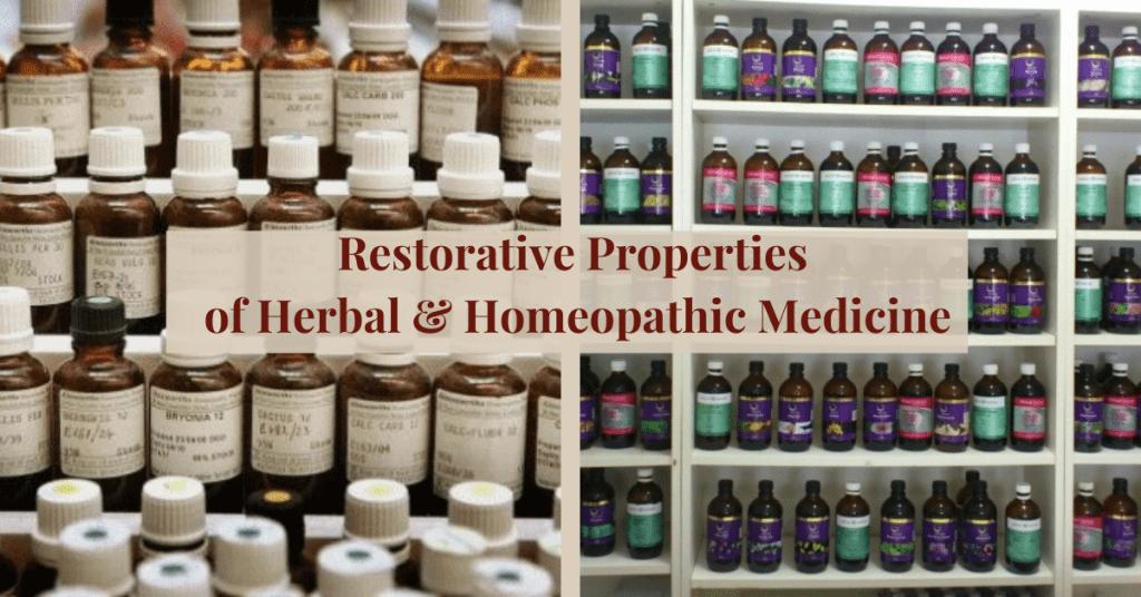 Restorative-Properties-of-Herbal-Homeopathic-Medicine