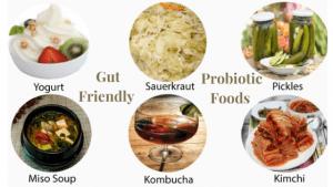 Gut-Friendly-Probiotic-Foods