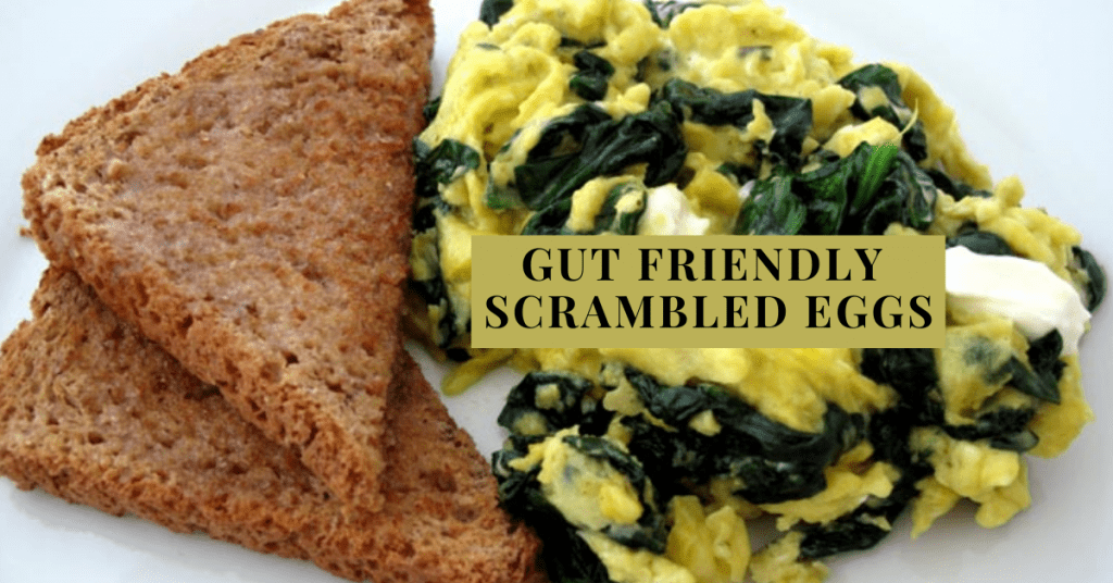 Gut-friendly-Scrambled-Eggs
