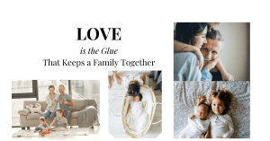 Love-is-the-Glue-that-Keeps-a-Family-together