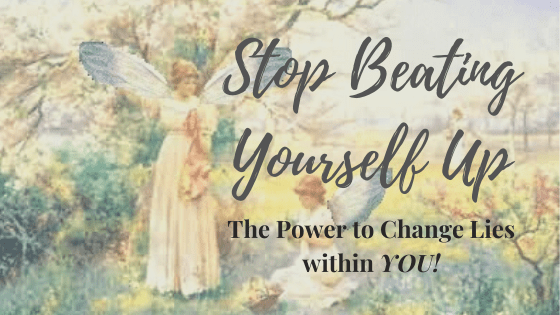 Stop Beating Yourself Up the Power to Change Lies within you