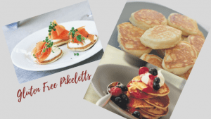 Gluten free Pikeletts a Great Snack & Substitute for Bread