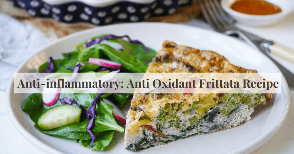Vegetable Frittata for a Healthier You