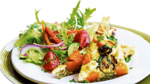 Anti-inflammatory: Anti Oxidant Frittata Recipe! Easy Eating for a Healthier You!