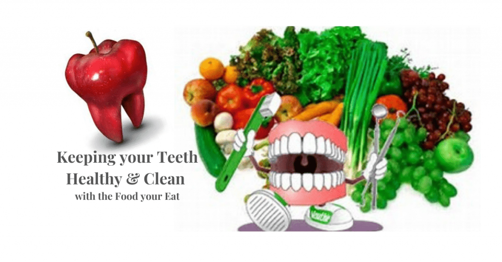 7 Best Foods Recommended for Keeping your Teeth Healthy & Clean!