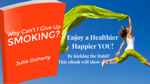 eBook: Why Can't I Give Up Smoking - Enjoy a Healthier & Happier You