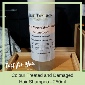 Colour Treated and Damaged Hair Shampoo