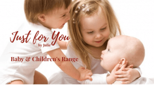 Just for You by Julie Safe, Gentle Skin, Hair & Body Care Products for Baby's & Children