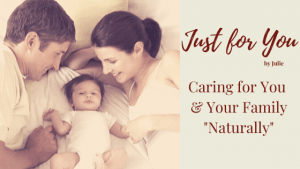 Just for You by Julie Natural Skin, Hair & Body Care for the Whole Family