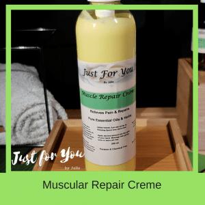 Muscle Repair Creme