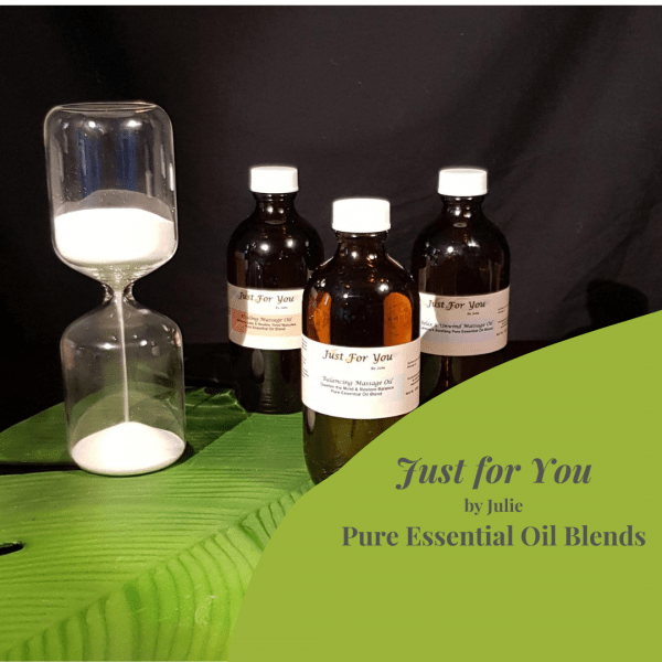 Just for You by Julie Pure Essential Oil Blends