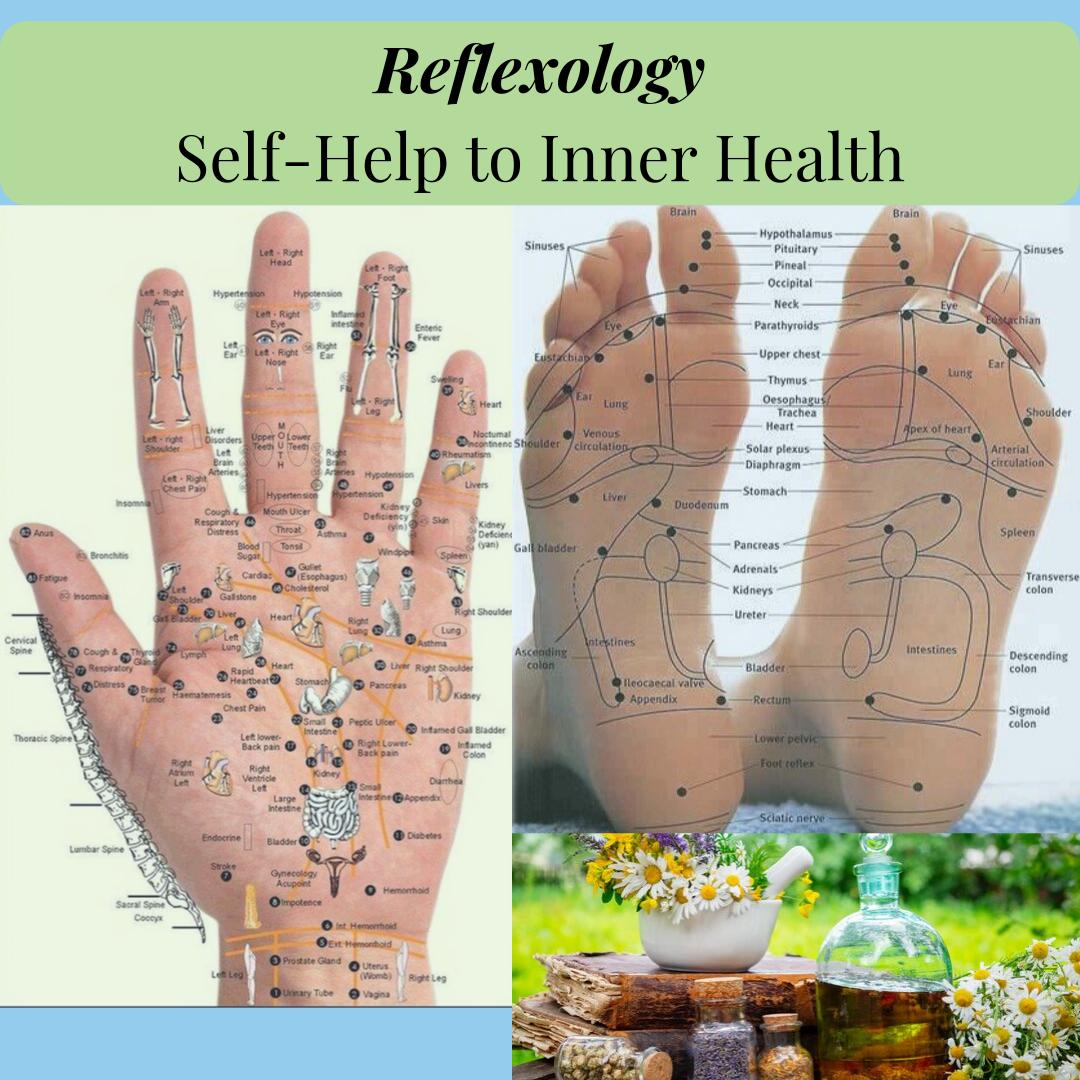 Reflexology - Self-help for Inner Health