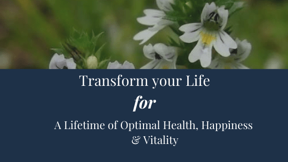 Transform your Life - By Becoming the Master of your Health, Happiness & Vitality