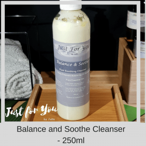 Balance and Soothe Cleanser