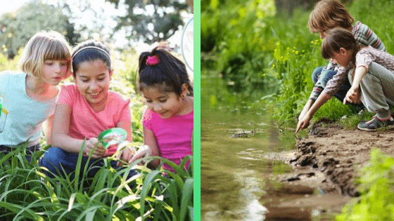 Nature Deficit Disorder: Is Real - Learn How to Help your Children Thrive!