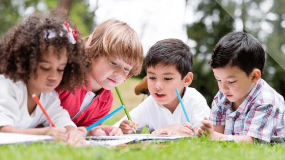 Is Childcare Important for Children's development? Children are Born to Learn!