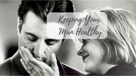 """""""A Man's Health is Dependant on a Health Minded, Loving & Strong Woman"""""""