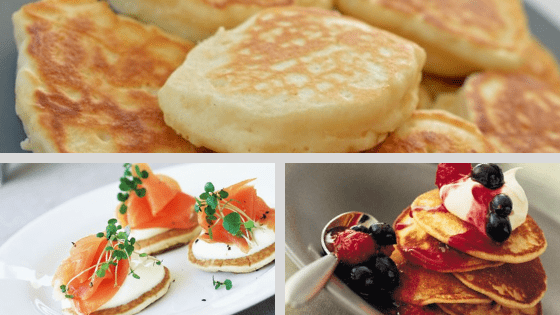 Gluten Free Pikelets with Chickpea & Rice Flour: A Healthy Choice that your Tummy will Love!