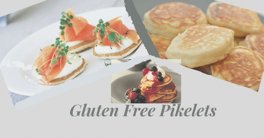 Gluten Free Pikeletts a Healthy, Yummy Snack and Alternative to Bread